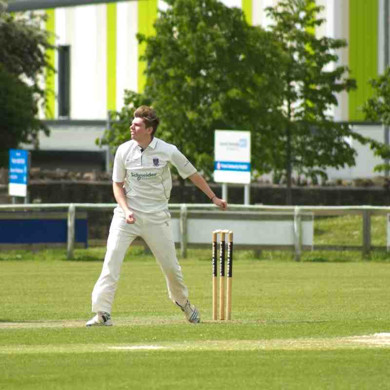 Sam Croker took four wickets in his first Sunday XI appearance for Frome this year (Credit: Shaun Weston)