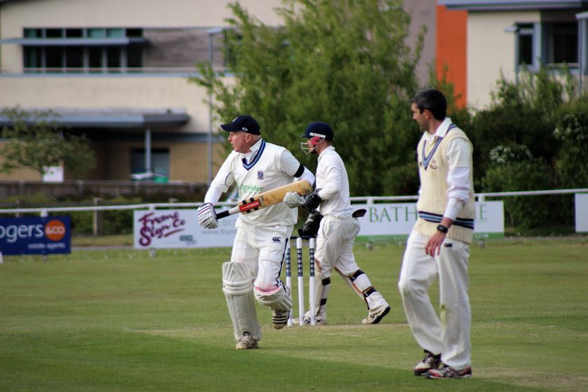 Frome 2nd XI v Timsbury- Closing Stages of Friendly