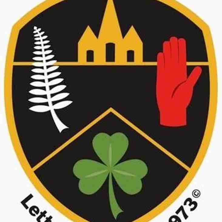 Cup Campaign starts for Letterkenny Youths U14a and U18s