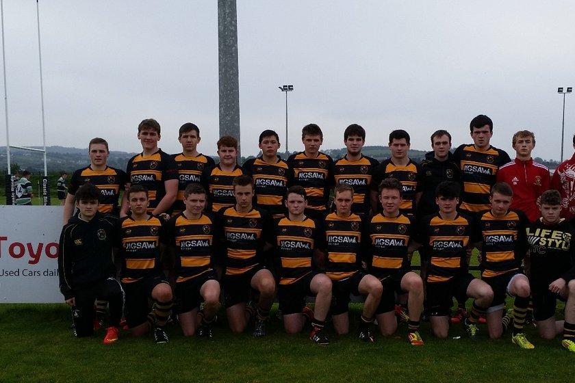 U18 beat Finn Valley RFC u18