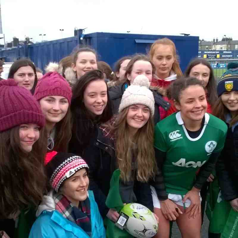 Letterkenny Girls with Larissa Muldoon
