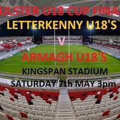 U18 Cup Final Details
