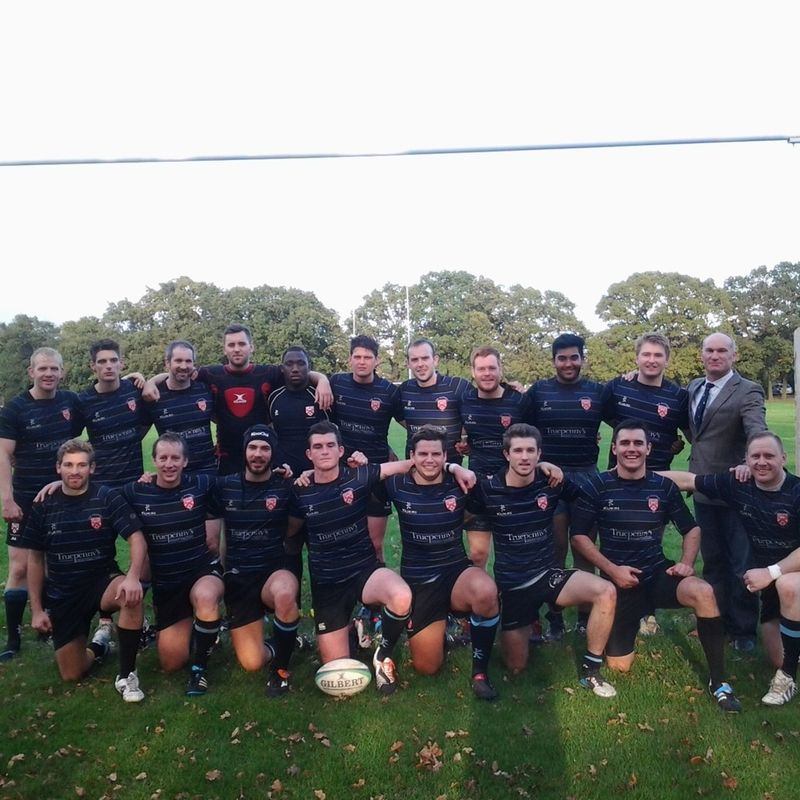 2nd XV lose to Sidcup II 42 - 22