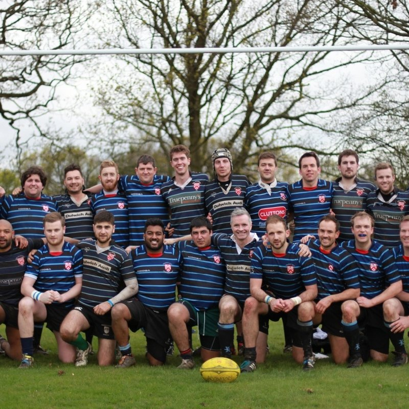4th XV lose to Blackheath Bandits 47 - 7