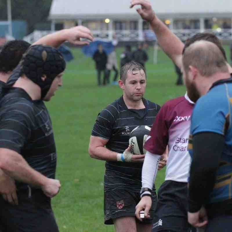Is v Tunbridge Wells, IIIs v Dartfordians 14th November 2015