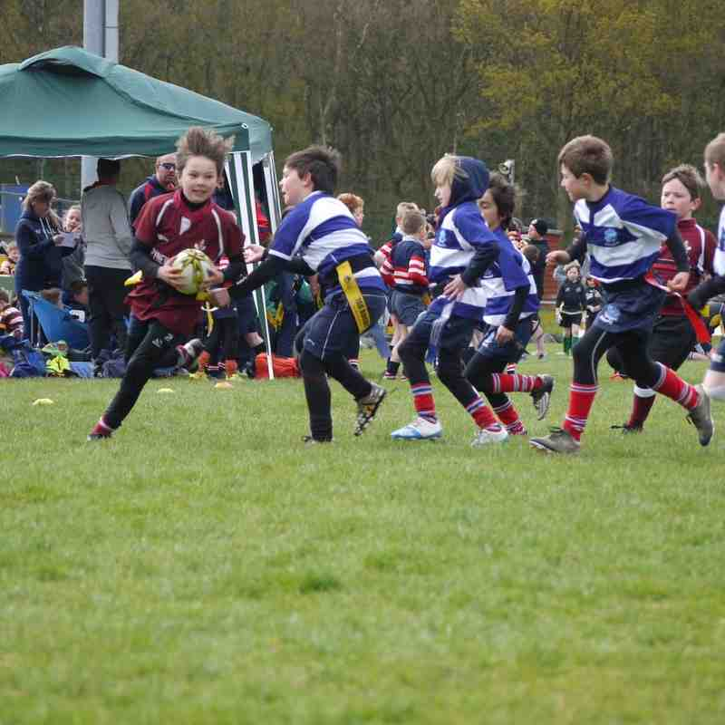 U8s 24th April 2016 Doncaster Festival