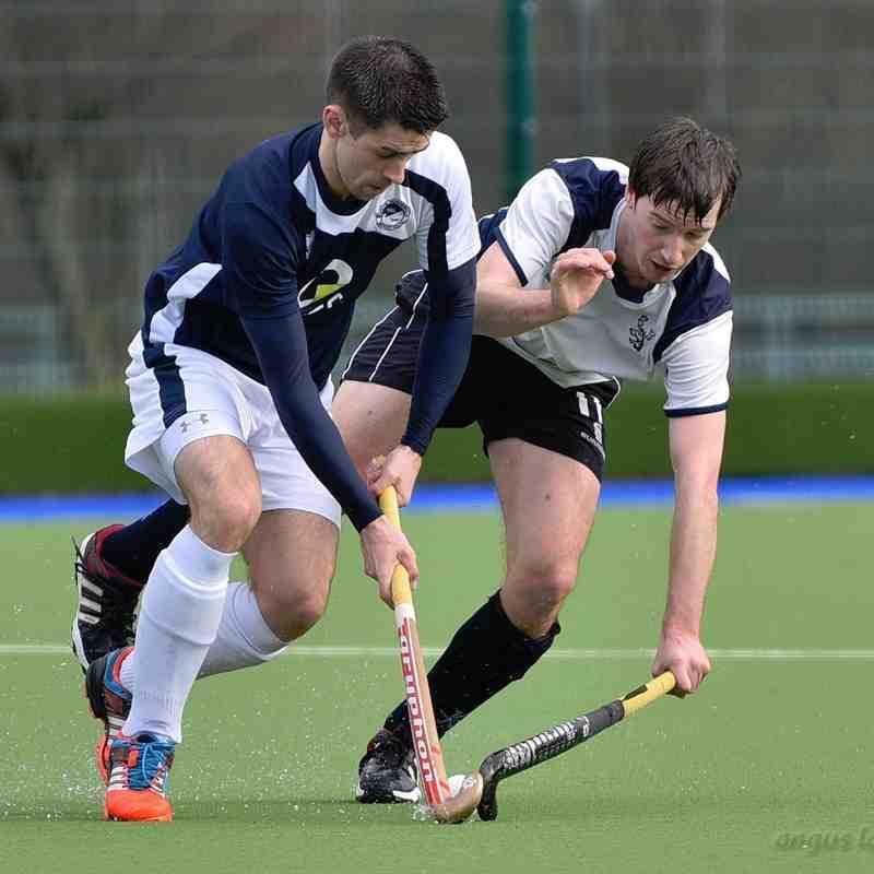 Grange 1s v. Menzieshill - 29 March 2015