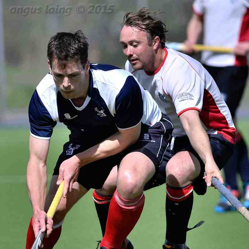 Grange 1s v. Western Wildcats - 25 April 2015