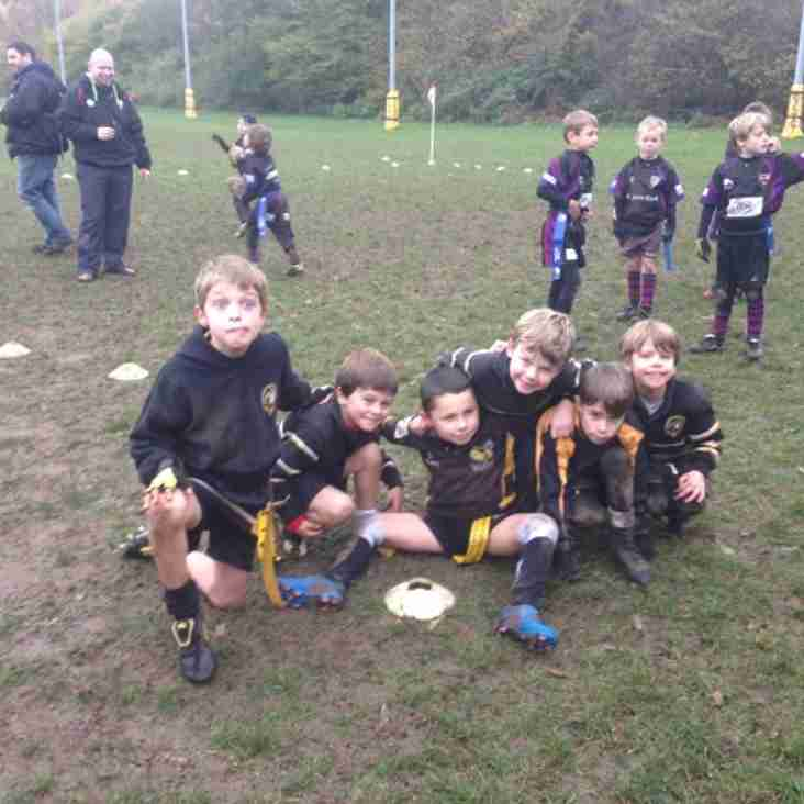 Marlow U7's reach the final at A&C Development Tournament!