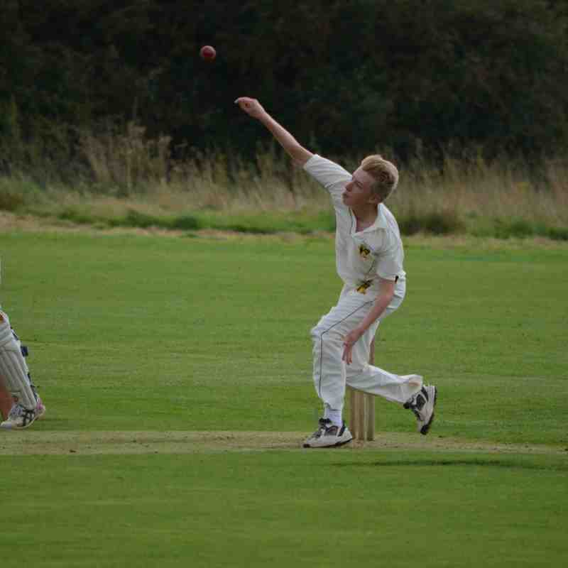 Carmel and District First XI v Buckley First XI 10th September 2016