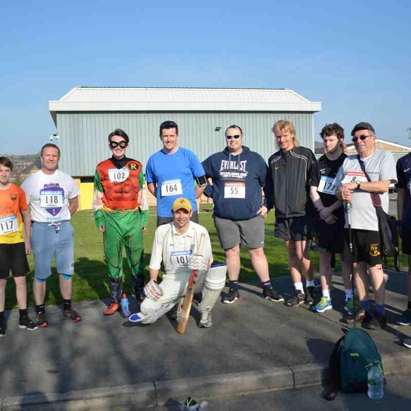 Denbighshire 5k and 10k Run, 9th April 2017