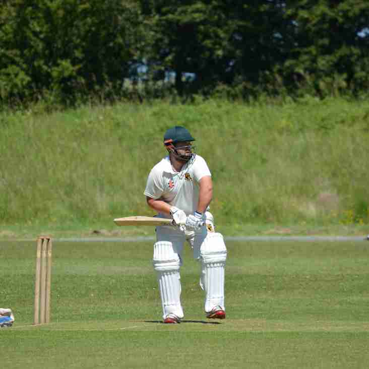 Whitehouse appointed 1st XI vice-captain