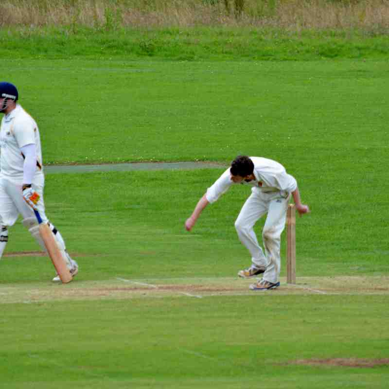 Carmel Second XI v Llandudno Second XI, 22/07/17