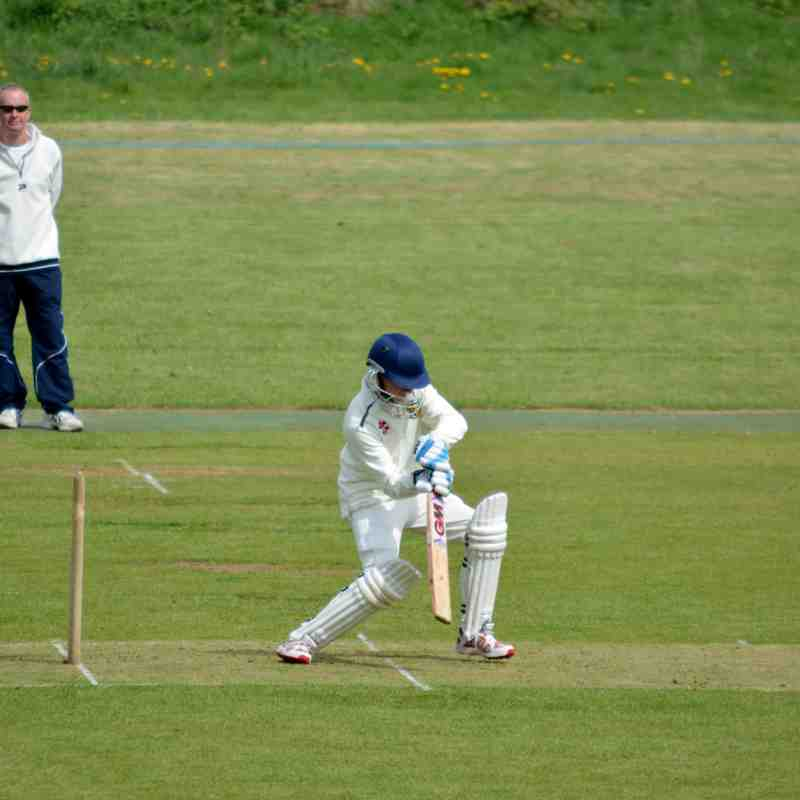 Carmel Seconds v Northop Seconds, 12th May 2018