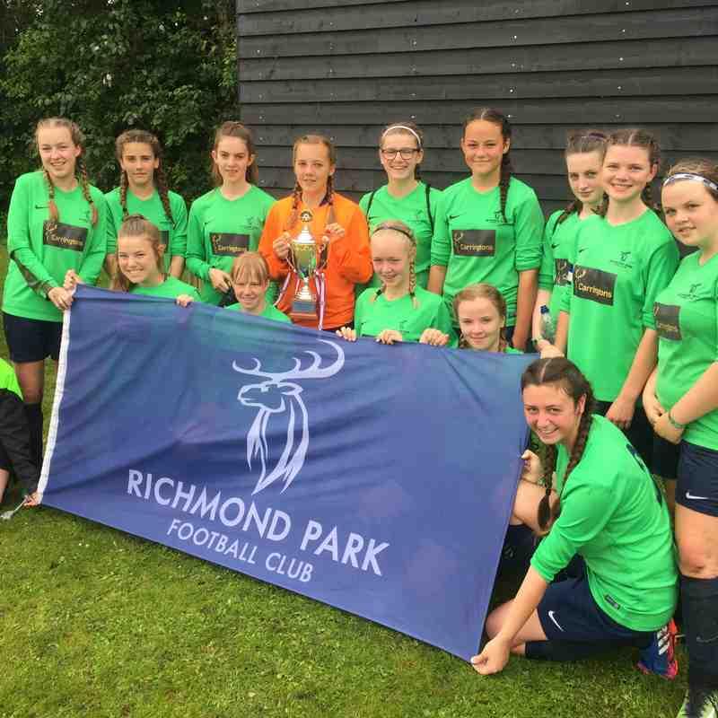 Richmond Park FC images