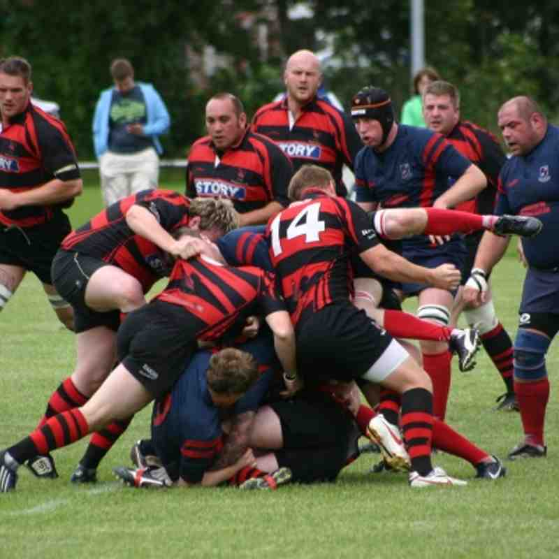 CARLISLE AWAY CUMBRIA CUP AUGUST 2011