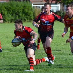 BLACK REDS PASS THE DELLA TEST