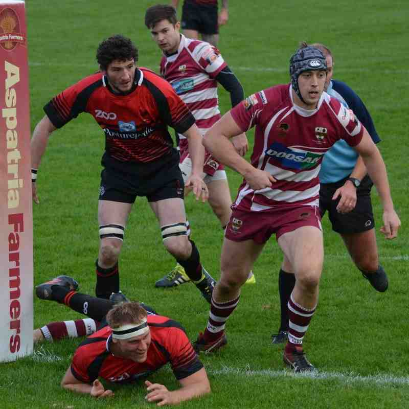 HP SUFFER AT BOWER PARK