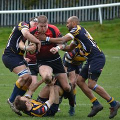 CUP RUN ENDS AT WEST LEEDS
