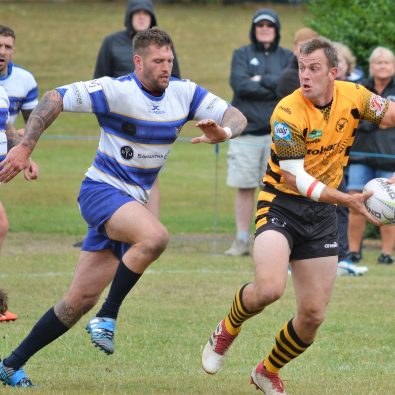 CARL CUP DREAM OVER FOR ANOTHER YEAR