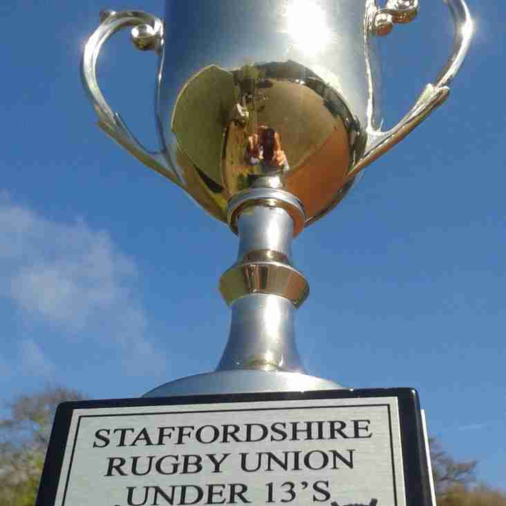 Staffordshire Rugby Union County Cup Finals