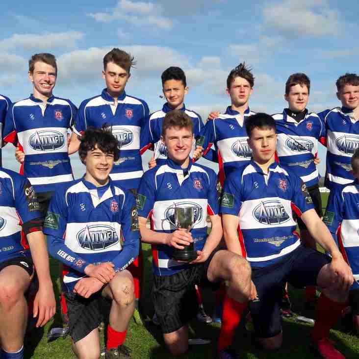 Leek Rugby Club Send Westwood College To Seven's Heaven