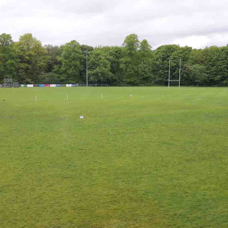 Clubhouse Oval Pitch Improvement Phase 1