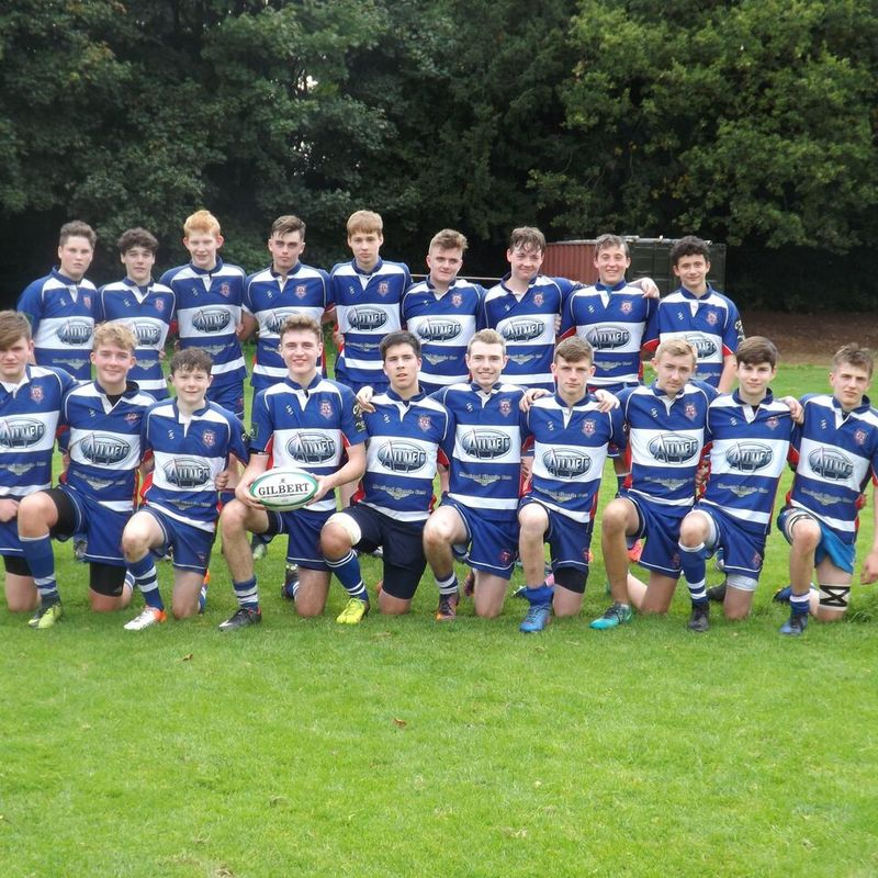 U16s March On In The Cup