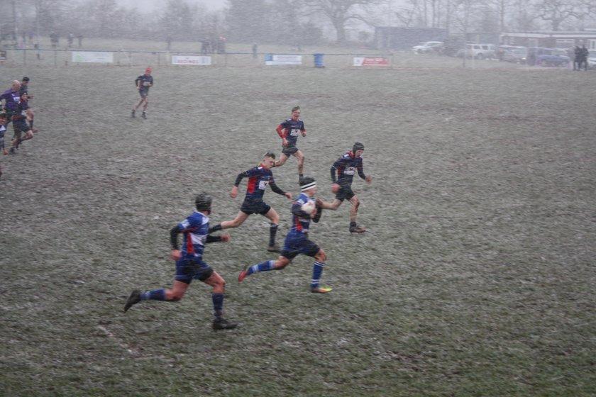 U16s Reach The County Cup Final