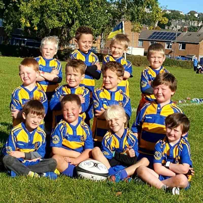 Under 6s V's Nailsea & Backwell