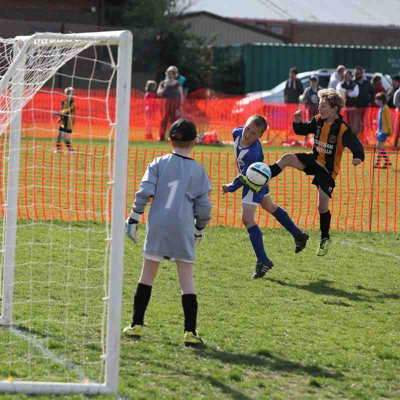 U10's Tornadoes Tournament - 2016
