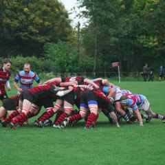 Twickenham 5 Vs 33 Chobham