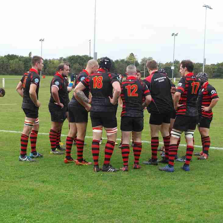League Rugby Starts Again for Ts