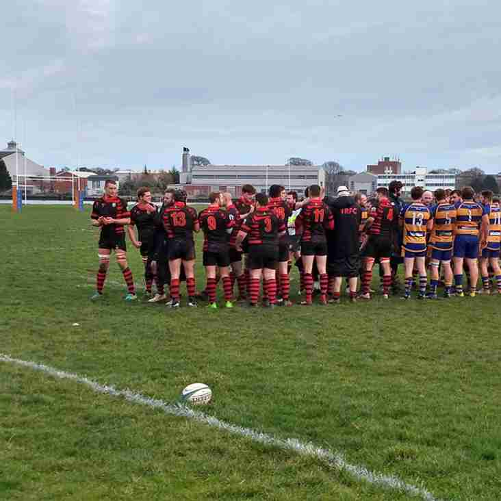 Twickenham 14 – 33 KCS Old Boys
