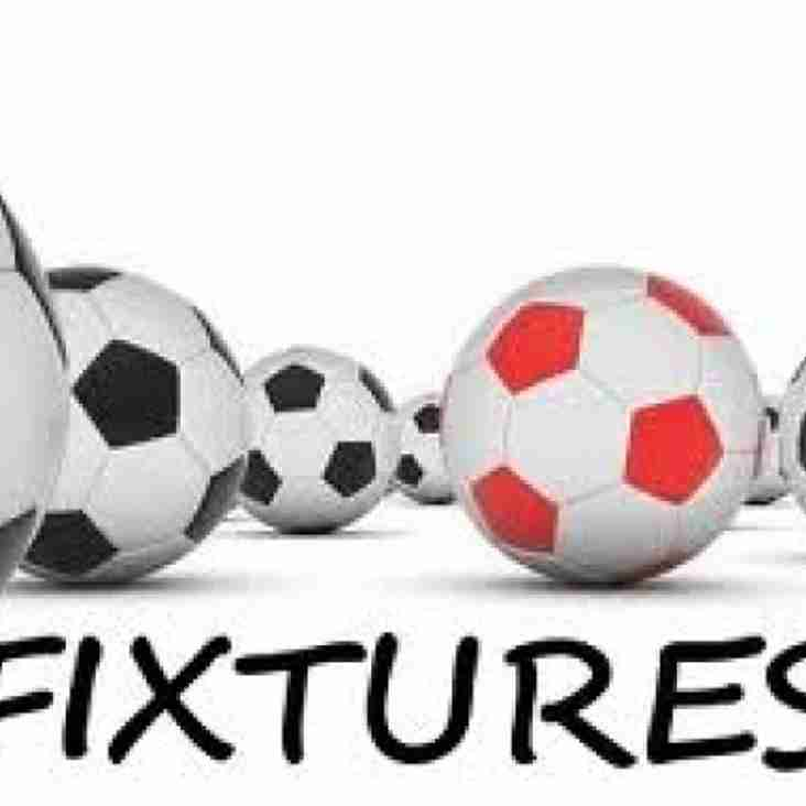 February Fixtures