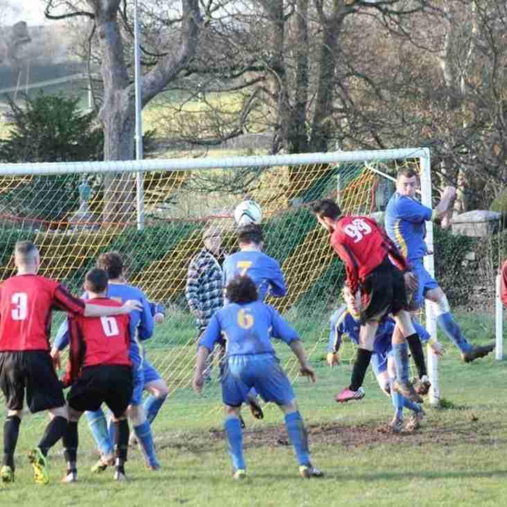 Gaerwen Win Local Derby