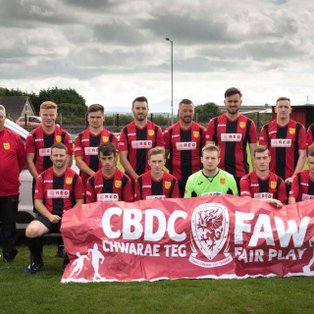 Gaerwen bounce back with impressive victory