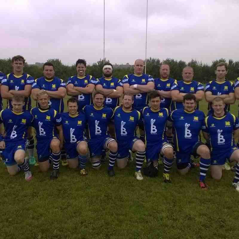 1st XV 10th Sept. 2016
