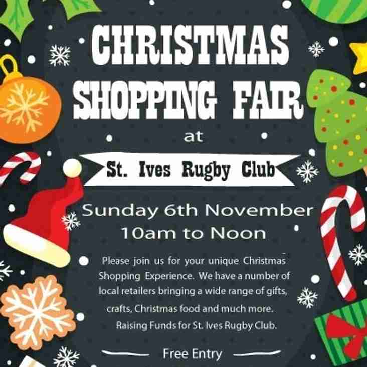 Christmas Shopping Fair