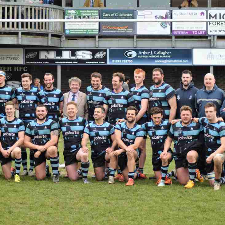 Chichester Rugby Football Club's 90th Anniversary