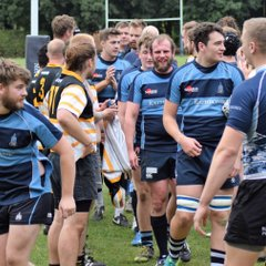 Chichester Mixed XV v Portsmouth Mixed XV 15.10.16