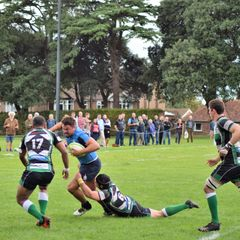 Chichester 22 Tottonians 30 (08.09.18)