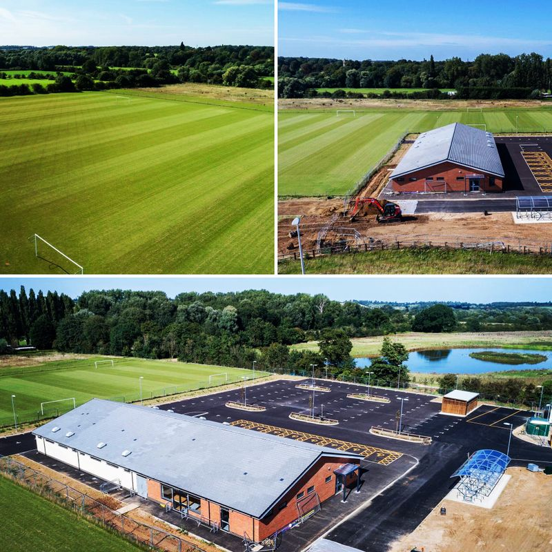 New ground unveiled