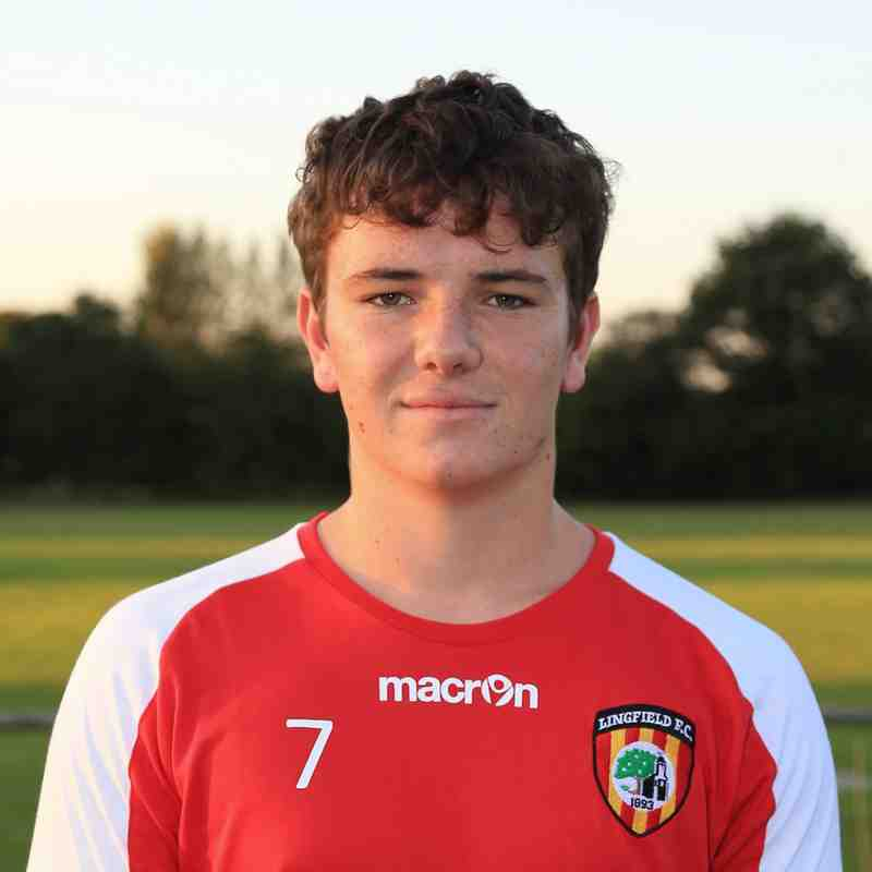 Lingfield FC Under 18's - ID Photos