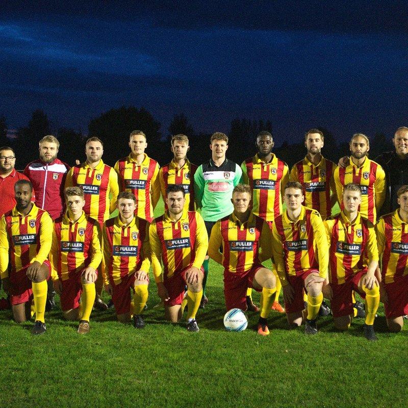 Lingfield 1st Team beat Wick FC 3 - 0