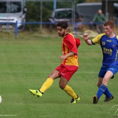 Raynes Park Vale v Lingfield FC - FA Cup Prelim - 11-08-2018