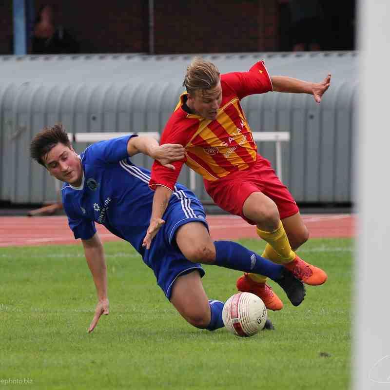 Broadbridge Heath v Lingfield FC - League - 18-08-2018