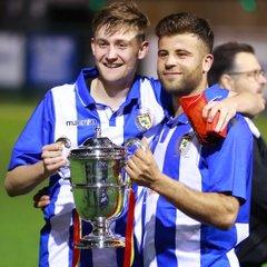 Lingfield FC v Nottsborough FC Surrey FA Saturday Premier Cup Final