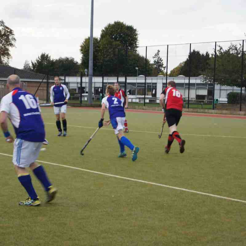 18th Oct - Mens 2s Vs Bishops Stortford 3s