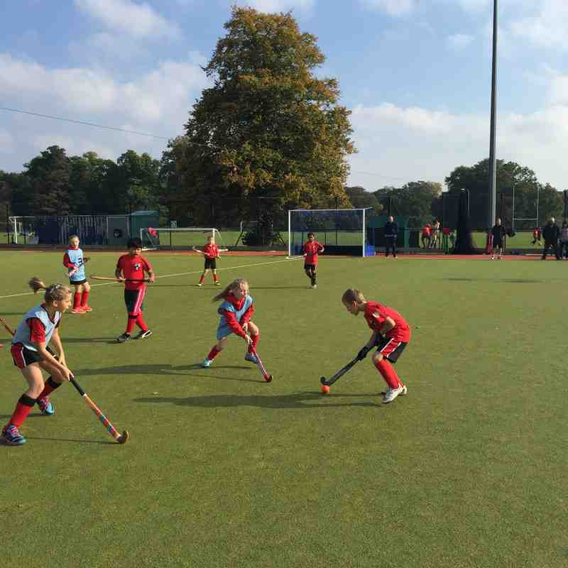 U10 Girls v Winchmore Hill & Enfield